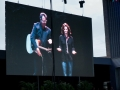 Vince Gill & Amy Grant - Olympus E520 / 14-54mm f2.8