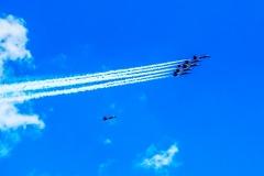 Blue Angel Flyby