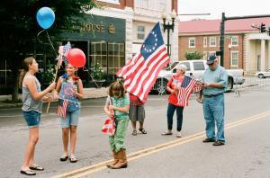 Colonial Pride