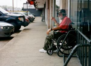 Lonely Veteran