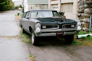 Pontiac Racing